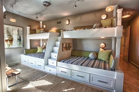 built in bunk bed ideas style with nautical wall sconces nautical wall sconces loft bed