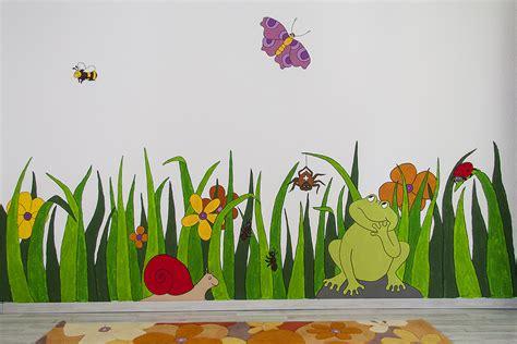 Schöne Ideen Wandbilder Kinderzimmer Vorlagen Und Wandbild