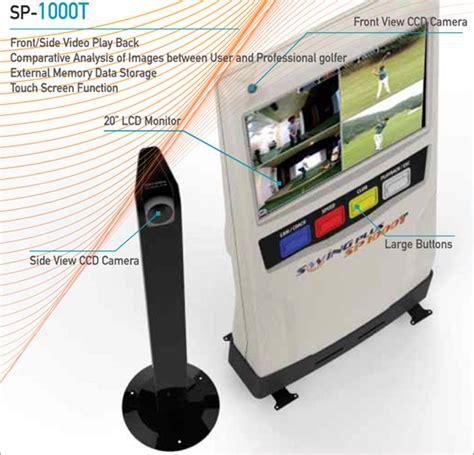 Golf Swing Analyzers by Golf Swing Analyzer Sp 1000 Id 8197540 Product Details