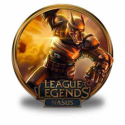 Nasus Riot Icon Legends League Border Icons