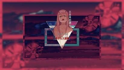 Zero Anime 002 Darling Franxx Triangle Code
