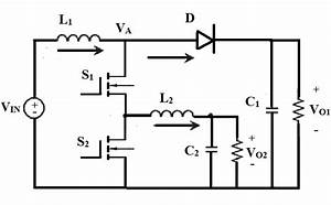 Integrated Dual Output Converter Circuit Diagram Fig 8