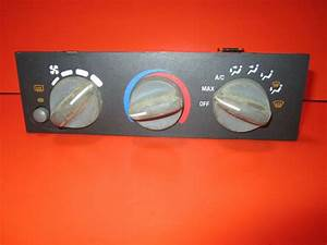 96 97 98 Pontiac Grand Am Ac Heater Climate Control Switch