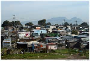 Cape Town South Africa Township