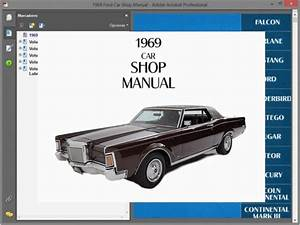 Lincoln Continental Mark Iii  1969  - Service Manual