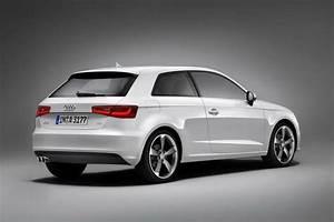 Audi A3 5 Portes : gen ve 2012 nouvelle audi a3 3 portes actu automobile ~ Gottalentnigeria.com Avis de Voitures