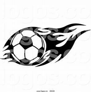 Royalty Free Stock Logo Designs of Soccer Balls