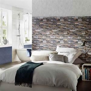 Tapete Auf Rechnung Bestellen : steintapeten in 3d optik grau beige braun wohnzimmer steintapete online kaufen ~ Themetempest.com Abrechnung