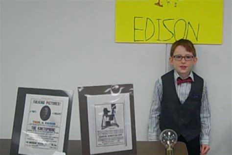 grade sevastopol students perform living wax museum