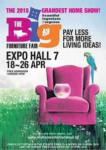Spice up your home with the big furniture fair happening for Home furniture fair 17