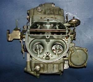 Holley 4 Barrel Carburetor L 7855 3226 1975 1984