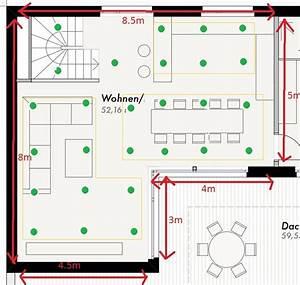 Led Spots Küche : abstand led strahler decke wohn design ~ Frokenaadalensverden.com Haus und Dekorationen