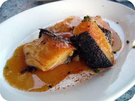tfi cuisine befoodled miso butterfish at sansei a japanese