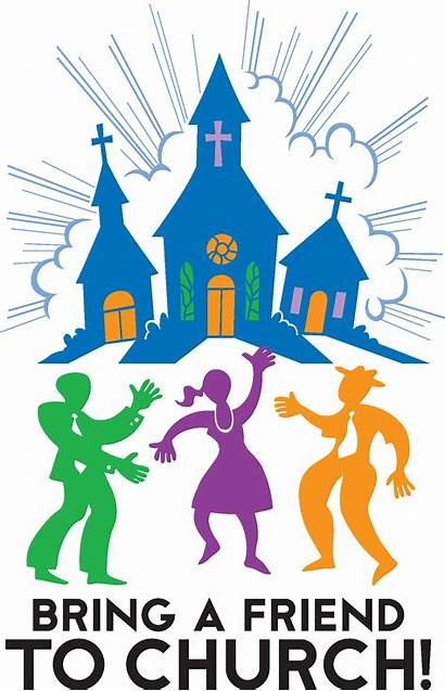 Bring Friend Clipart Church Friends Clip Religious
