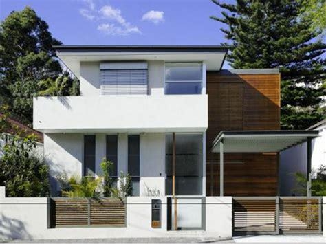 modern small home fence design idea  home ideas