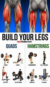 Build Bulging Bigger Legs Fast With This Workout