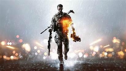 Battlefield Rain Wallpapers Background