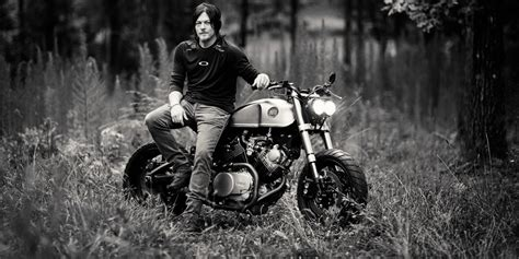 Norman Reedus Stars In New Reality Series On Motorcycles