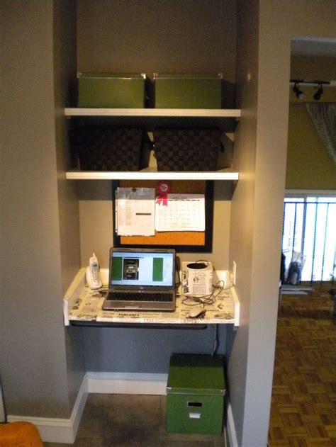 17 Best images about computer nook on Pinterest