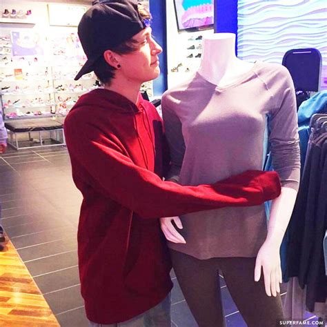 crawford collins reveals     girlfriend superfame