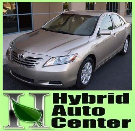Buy Used Rare Hybrid 30-40 Mpg, Bluetooth, Voice Dial