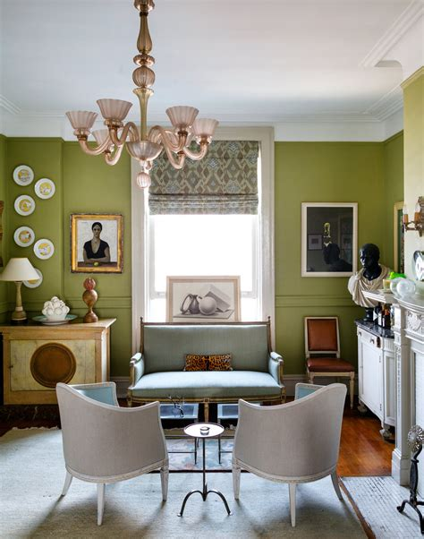 Decor Inspiration  At Home With Sheila Bridges, Harlem