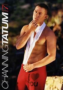 Channing Tatum 2017 Calendar | eBay