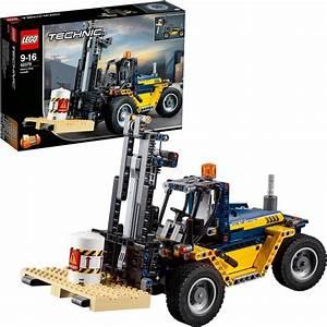Lego Technic Kaufen : lego schwerlast gabelstapler 42079 lego technic ~ Jslefanu.com Haus und Dekorationen