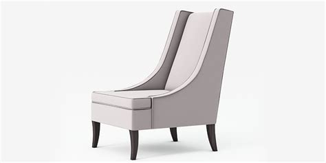 Dembies Tall-back Arm Chair