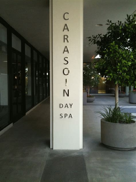 day spa signage los angeles ca