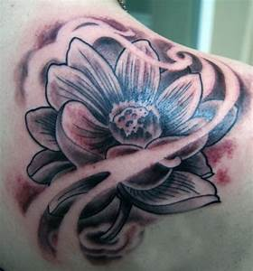 White Lotus Tattoo Designs | DesignInstance