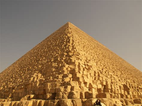 The Great Pyramid Of Giza Seven Wonders