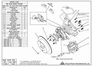 Ford Front Disc Brake Diagram