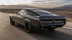 Classic Recreations' first Mustang Boss 429 makes debut, packs 815 horsepower from stroked V-8