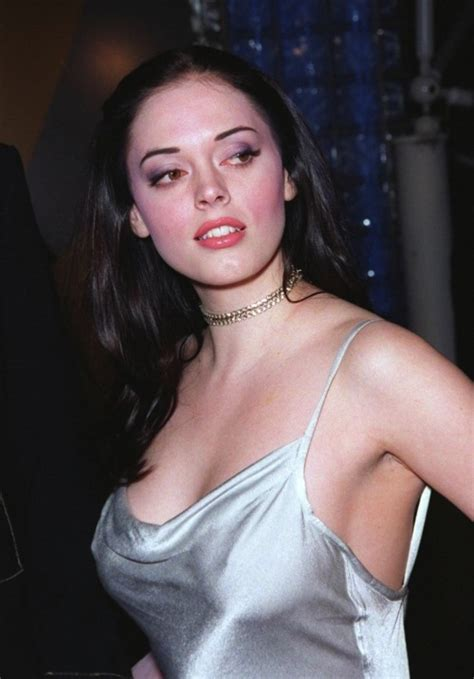 happy birthday rose mcgowan vinnieh