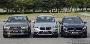 toyota corolla vs driven web series 2015 6 premium crossovers f48 bmw x1 vs mercedes gla vs audi q3