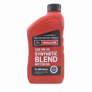 Motorcraft Synthetic Blend Motor Oil 5w30 Review