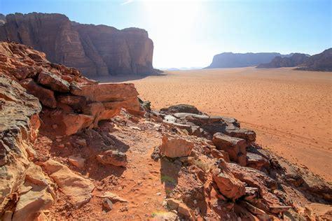 wadi rum desert  time  visit top tips