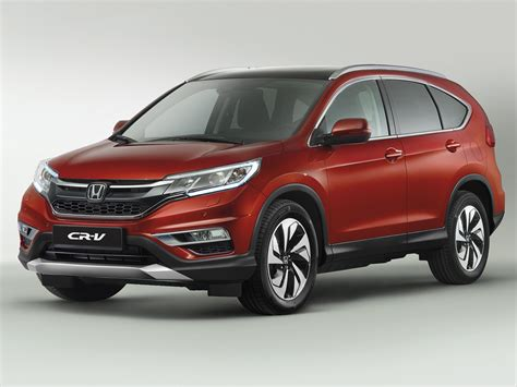 Honda Crv Photo by Honda Cr V 2015 Premi 232 Res Photos Officielles L Argus