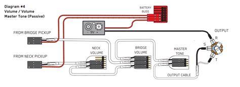 Emg 81 Solderles Wiring Diagram by Emg Pj Set Passive Tone Issue Talkbass