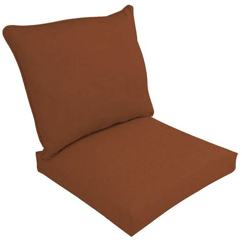 Hampton Bay Patio Furniture Cushions Home Depot by Outdoor Dining Chair Cushions Set Of 6 How To Replace
