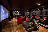 home theater design ideas 15 Cool Home Theater Design Ideas | DigsDigs