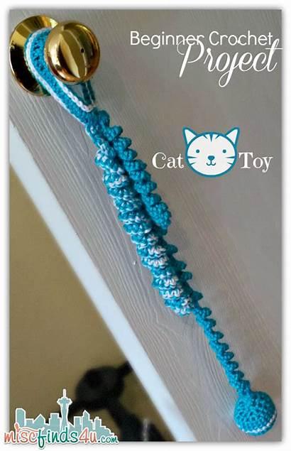 Crochet Cat Toy Toys Crocheted Patterns Pattern