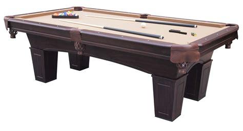 8' Crestmont billiard table - Sears