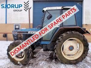 Ford 7740 Sl Traktor