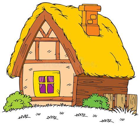 Altes Haus Vektor Abbildung Illustration Von Comics