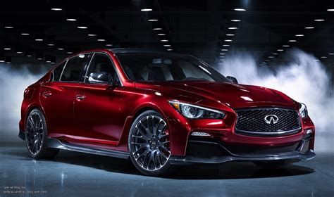 Infiniti Q50 Eau Rouge  Only Cars And Cars