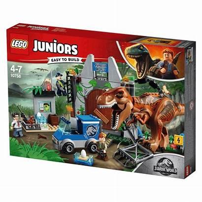 Jurassic Lego Fallen Kingdom Sets Line Toy