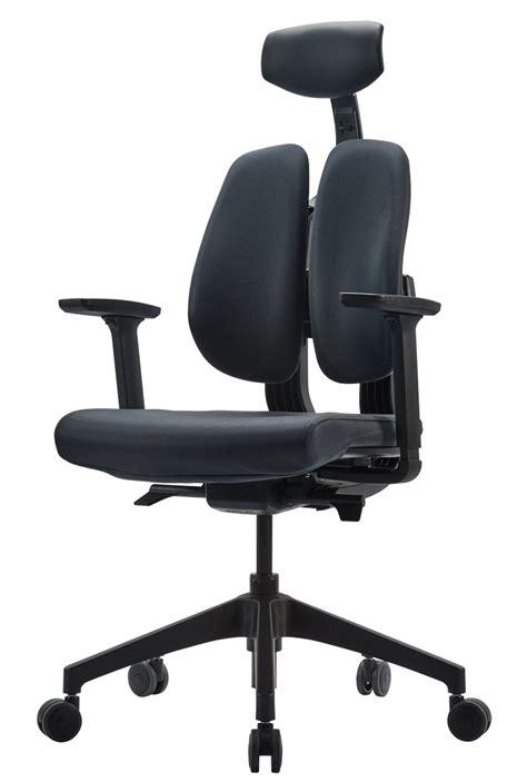 fauteuil pour mal de dos fauteuil ergonomique de bureau ergoduo fauteuil