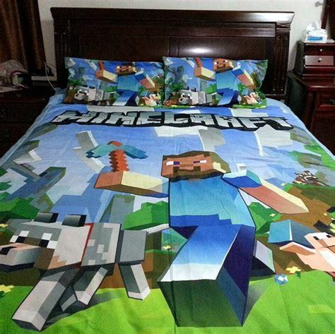 minecraft comforter set compra minecraft comforter al por mayor de china